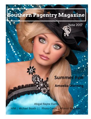 Southern Pageantry Magazine-June 2017