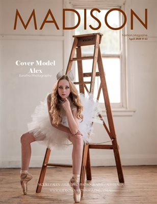 MADISON Fashion Magazine April 2020 # 63