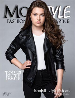 MODStyle Fashion Magazine TOP 25 Issue 15