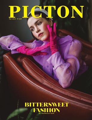 Picton Magazine November  2019 N339 Cover 1
