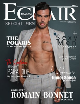 Eclair Magazine Special Men Vol 2 N°28