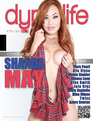 Dymelife Magazine: Straight Skin Edition (Shanda May cover)