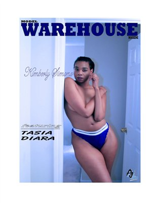 Model WAREHOUSE Magazine Kimberly Simone
