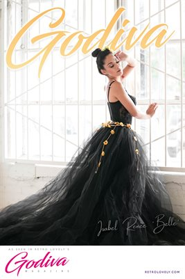 GODIVA No.25 – Isabel Renee Cover Poster