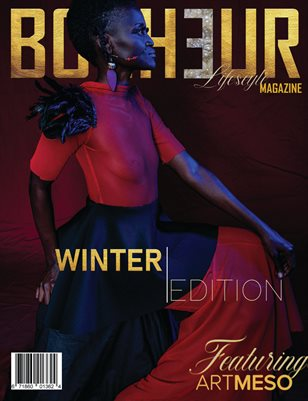 BONHEUR Winter 2019 Volume 1