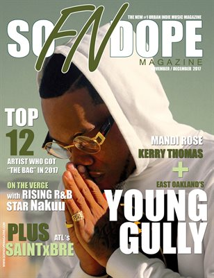So FN Dope Magazine Issue 4