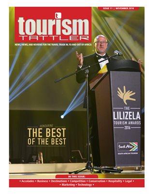 Tourism Tattler November 2016