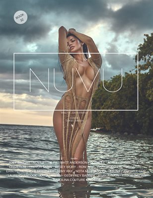 NUVU Magazine Book 32 ft. Tawny Jordan