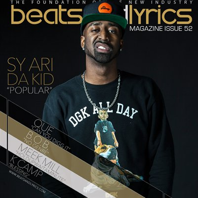 Beats And Lyrics Magazine 52