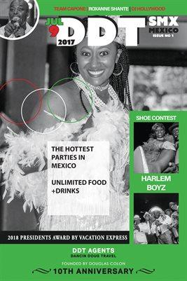 DDT 12x18 Magazine Poster