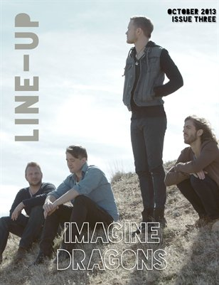 Line-Up Magazine: October 2013 Issue