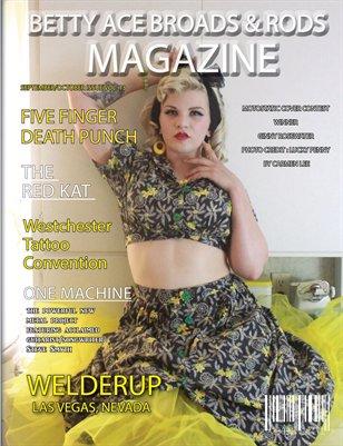 85fcb5f498 Betty Ace Broads   Rods Magazine September October 2015 Edition Vol 13