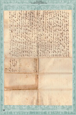 1867 Deed, William Patrick, John Veatch, D.F. Sane, John K. McClanahan, Hickman & Fulton Counties, Kentucky No.2