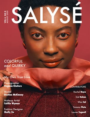 SALYSÉ Magazine | Vol 6 No 8 | AUGUST 2020 |