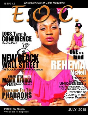 Entrepreneurs of Color Magazine (July Release-Revised)