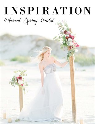 Ethereal Spring Bridal