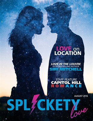 Splickety Love Magazine - August 2016