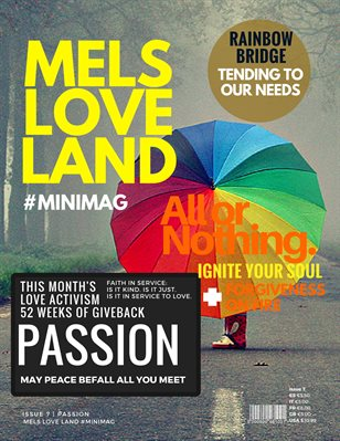 MELS LOVE LAND ISSUE 7 | PASSION