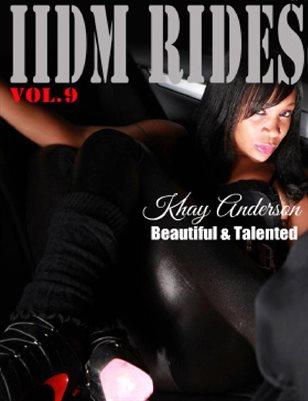 IIDM RIDES Vol 9 2017