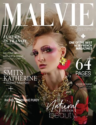 MALVIE Mag - Natural Beauty Edition Vol. 24 JULY 2020
