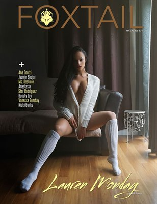 FOXTAIL Magazine Issue 21 | Lauren Monday Cover