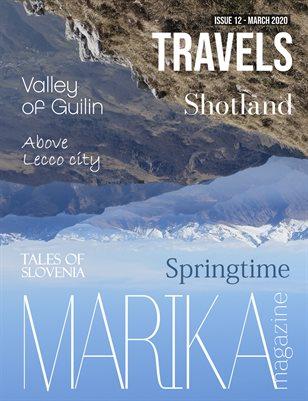 MARIKA MAGAZINE NATURE (March - issue 12)