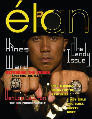 Elan Extreme Magazine #5: The Candy Issue