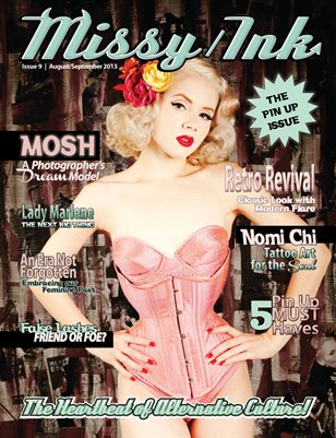 Missy/Ink Magazine Issue 9 - The Pin Up Issue