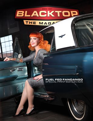 Blacktop Magazine SPE25 - Fuel Fed Fandango