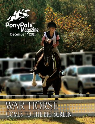 December 2011 Pony Pals Magazine Vol. 1 #7