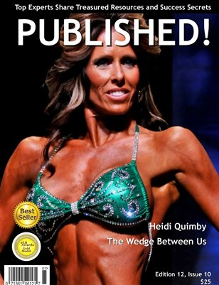 PUBLISHED! featuring Heidi S. Quimby
