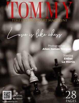Etthel and La Mortis - Love is like chess - Allen James Teague