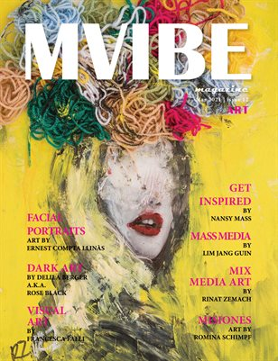 MVIBEmagazine Mar 2021 issue 12 Art