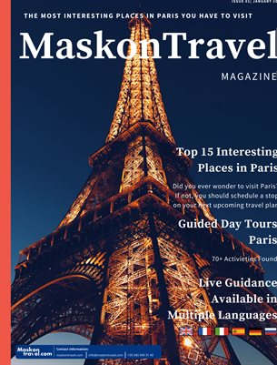THE MOST INTERESTING PLACES IN PARIS YOU HAVE TO VISIT MASKONTRAVEL MAGAZINE
