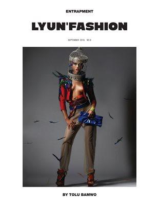 LYUN ISSUE No.9 (VOL No.7) C1