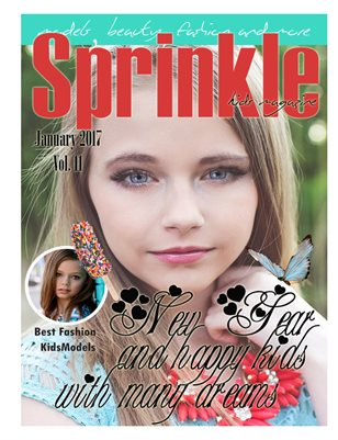 Sprinkle Kids Magazine Vol. 11