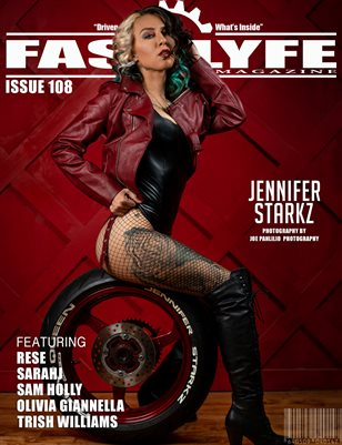 FASS LYFE ISSUE 108 FT. JENNIFER STARKZ