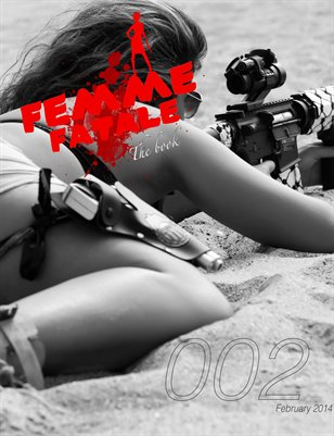 FEMME FATALE-the book # 002