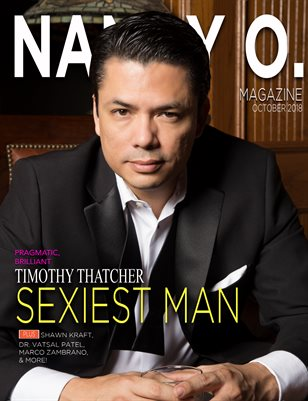October 2018 Issue Sexiest Man Final