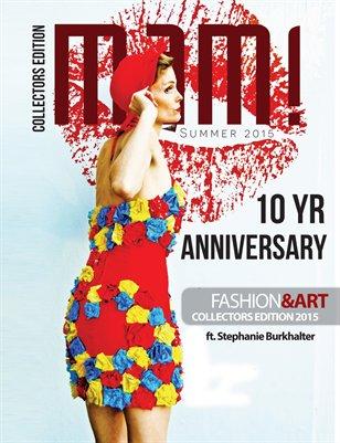 MAMi Magazine Anniversary Edition S Burkhalter