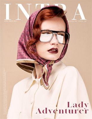 April | Issue 122 | Cover by Elena Pérez Revillas