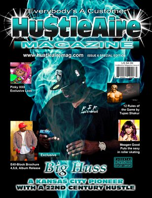 Hu$tleaire Magazine Issue 6