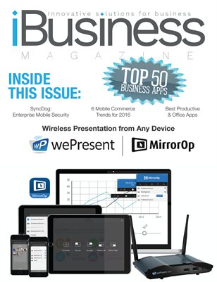 iBusiness Magazine Issue #31