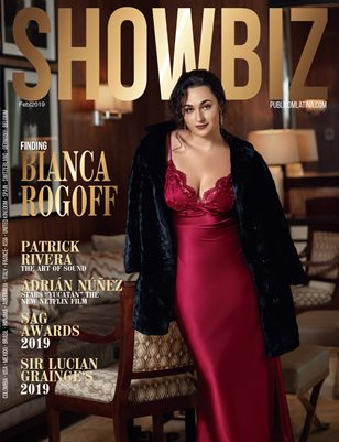 SHOWBIZ Magazine - Feb/2019 - #12