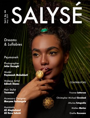 SALYSÉ Magazine | Vol 5 No 44 | MAY 2019 |