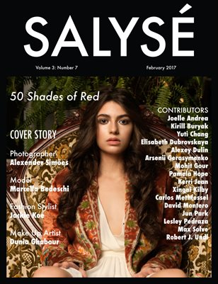 SALYSÉ Magazine | Vol 3:No 7 | February 2017 |