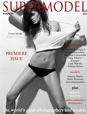 Supermodel Magazine Issue 001