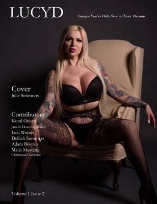 Lucyd Issue 2