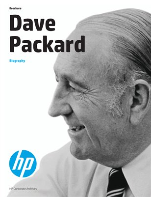 Biography of Dave Packard