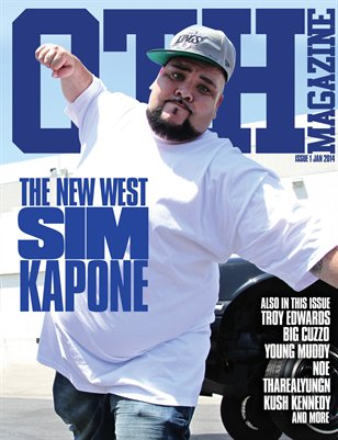 Overtime Hustlin Magazine Issue 1